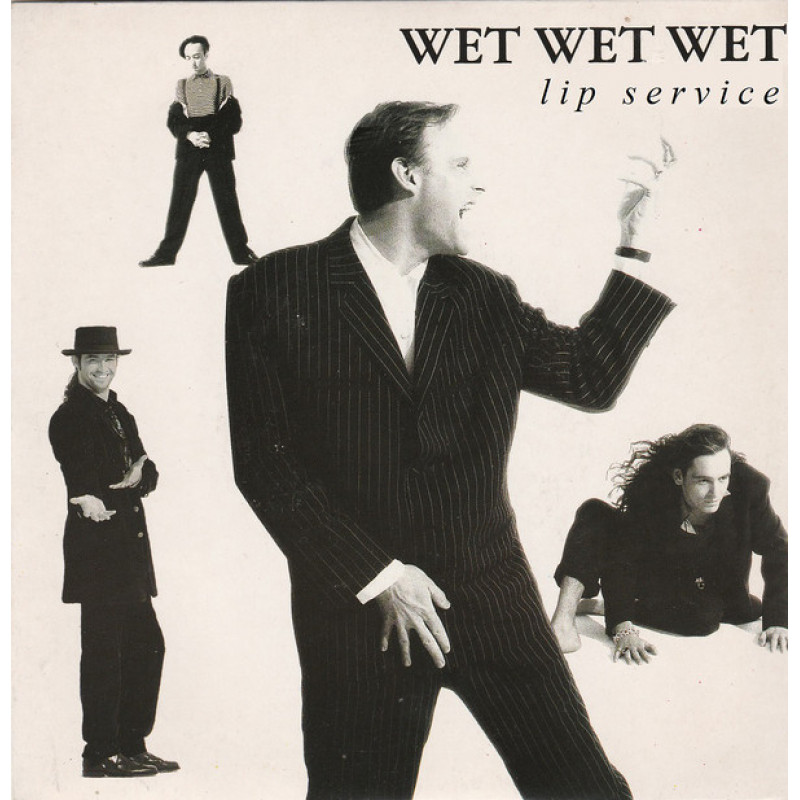 Wet Wet Wet – The Lip Service