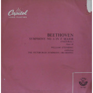 """Pittsburgh Symphony Orchestra, William Steinberg - Beethoven Symphony No. 6 in F major """"Pastoral"""""""