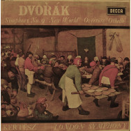 "London Symphony Orchestra, Istvan Kertesz - Dvorak - Symphony No.9 ""New World"" / ""Othello"" Overture"