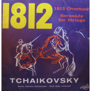 Boston National Philharmonic, Erich Ridje - Tchaikovsky - Serenade in C for String Orchestra, Opus 48 / 1812 Overture, Opus 49