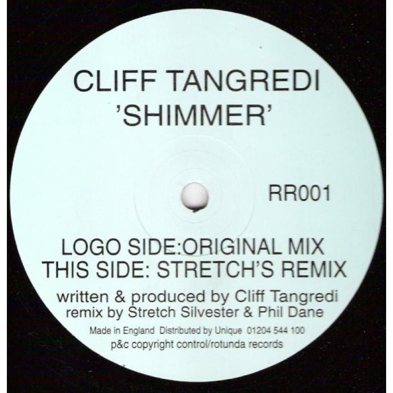 Cliff Tangredi – Shimmer