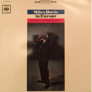 Miles Davis - Miles Davis in Europe