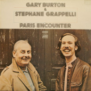 Gary Burton & Stephane Grappelli - Paris Encounter