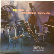 Harry Blons & His Dixie Six - 6 on a dixie kick