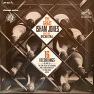 Isham Jones - The Great Isham Jones & His Orchestra