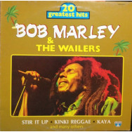 Bob Marley & The Wailers ‎– 20 Greatest Hits