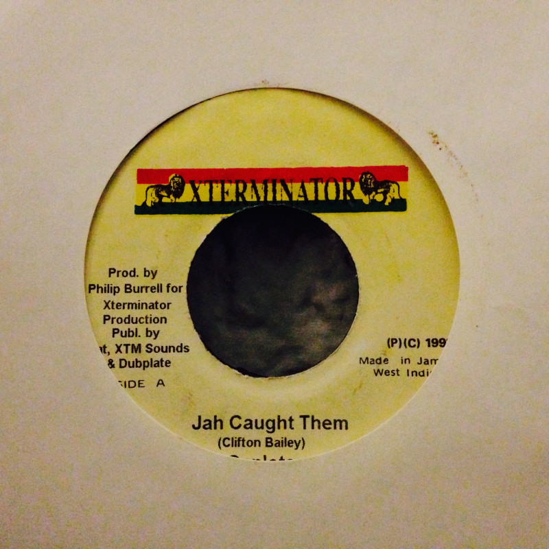 Capleton Jah cought them / Version