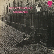 Rod Stewart ‎– Gasoline Alley
