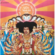 The Jimi Hendrix Experience ‎– Axis: Bold As Love