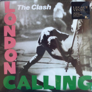 The Clash ‎– London Calling